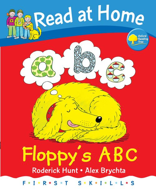 Oxford Reading Tree: Read at Home First Skills