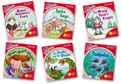Oxford Reading Tree: Songbirds Phonics