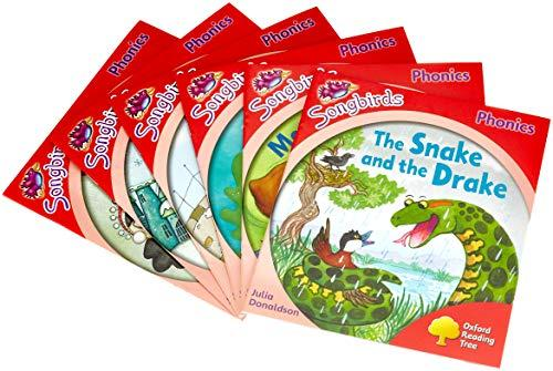 Oxford Reading Tree - Songbirds Phonics