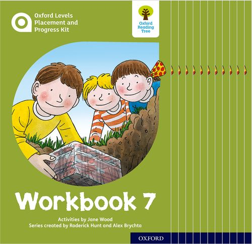 Oxford Reading Tree: Oxford Levels Placement and Progress Kit