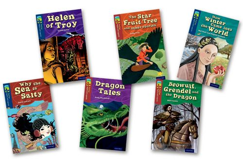 Oxford Reading Tree: TreeTops Myths and Legends