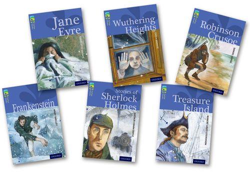Oxford Reading Tree: TreeTops Classics
