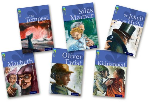Oxford Reading Tree: TreeTops Classics