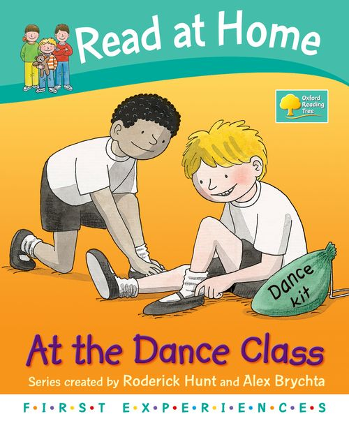 Oxford Reading Tree: Read at Home First Experiences