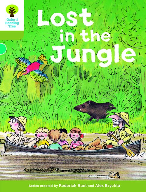 Oxford Reading Tree Packs: Main Stories, More Stories, Patterned Stories