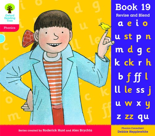 Oxford Reading Tree: Floppy's Phonics, Sounds and Letters