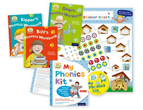Oxford Reading Tree Read With Biff, Chip & Kipper - First Experiences