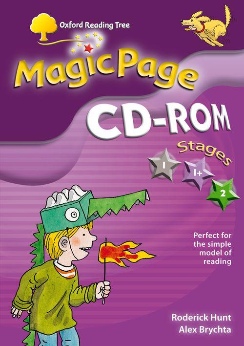 Oxford Reading Tree: Magic Page
