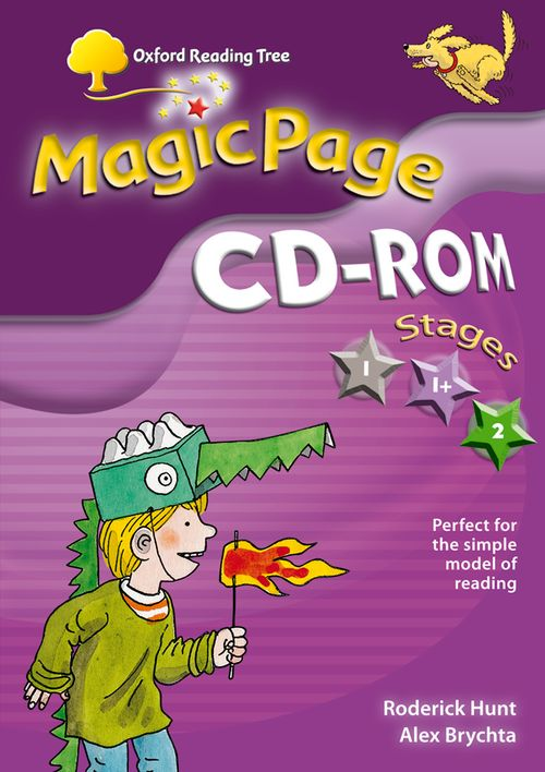 Oxford Reading Tree: Magic Page