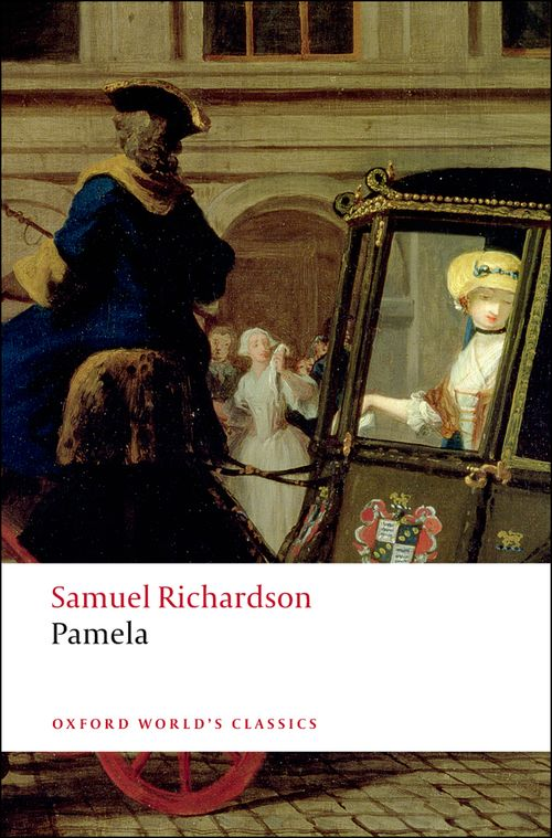 richardsons pamela or viture rewarded essay Pamela: or virtue rewarded (oxford world's classics) and over one million other books are available for amazon kindle learn more.