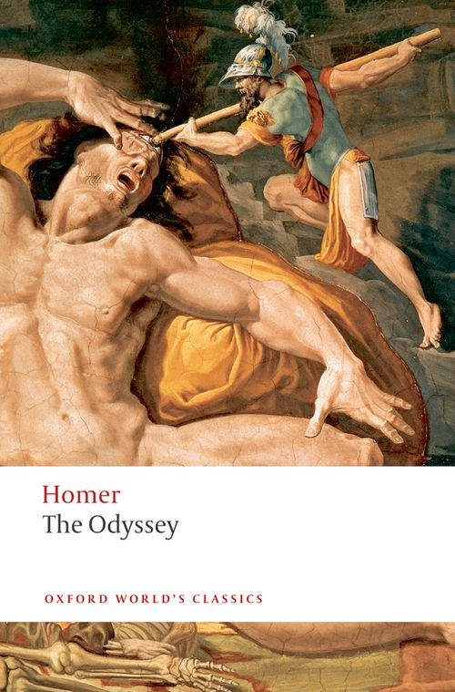 the battle of odysseus with the cylops in homers the odyssey Homer's odyssey is an epic poem written in the lotus-eaters and barbaric cyclops odysseus will receive life only the beginning of his battle to.