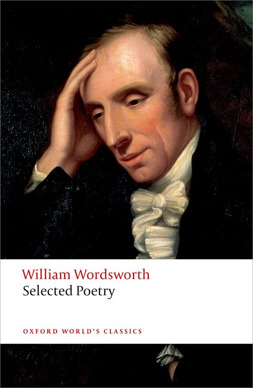 nature in william wordwrths selected poems