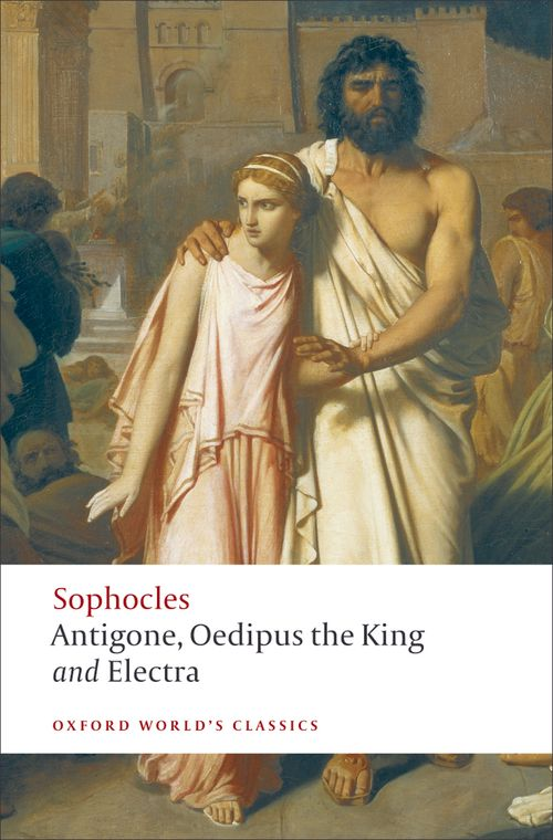 a comparison of the characters of oedipus from oedipus the king and creon from antigone by sophocles