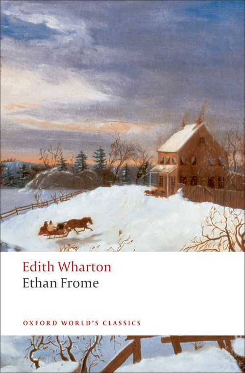 an analysis of the character ethan frome in the novel ethan frome by edith wharton