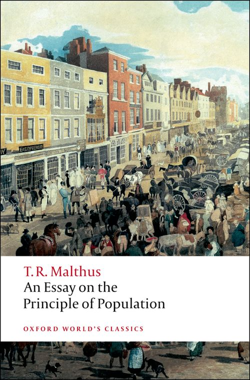 Malthus Essay On Principle Of Population