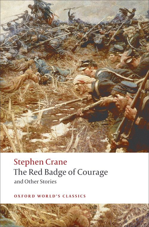 the civil war that forced many young boys into adulthood in the red badge of courage by henry flemin Start studying realism, regionalism, local color, & naturalism clep the red badge of courage during the civil war, henry fleming joins the army because he is.