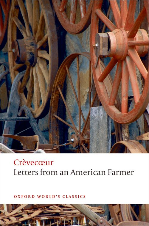 crevecoeur in america essay American identity paper stafford sweeting university of phoenix his/110 tom albano may 28, 2011 american identity paper john hector st john de crevecoeur was a naturalized french-american writer authored the 1782 essay series, 'letters to an american farmer' which were presented as a book the narratives of the collective essays describing .