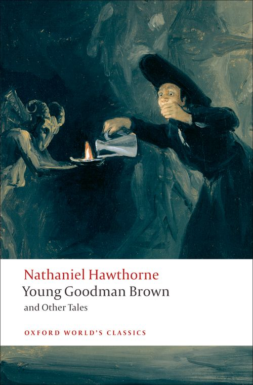 american literature young goodman brown Young goodman brown is a short story from nathaniel hawthorne the work centers around a young  are famous for their representation of american romantic literature.