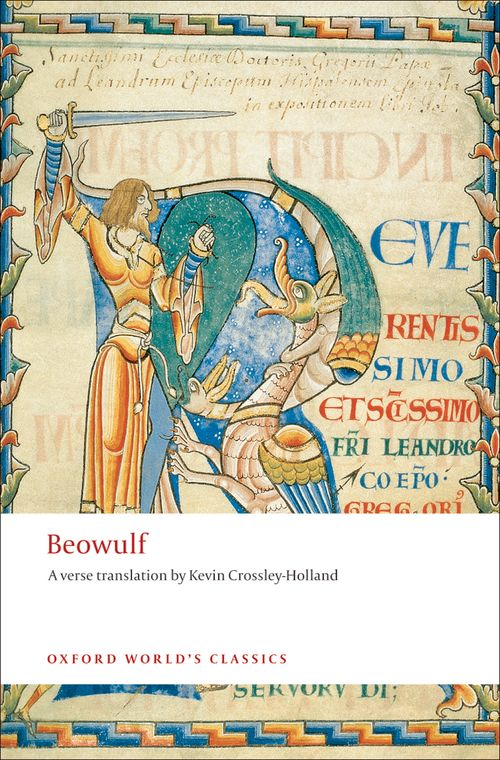 the courageous and strong hero in beowulf
