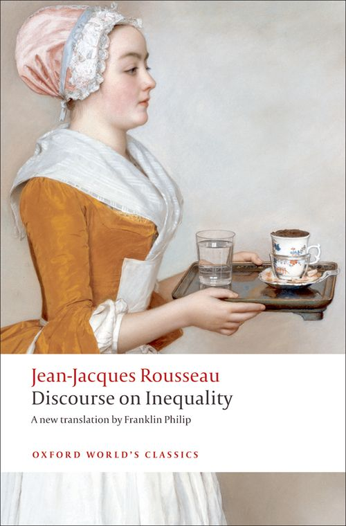 The side of savagery in discourse on the origin of inequality by jean jacques rousseau