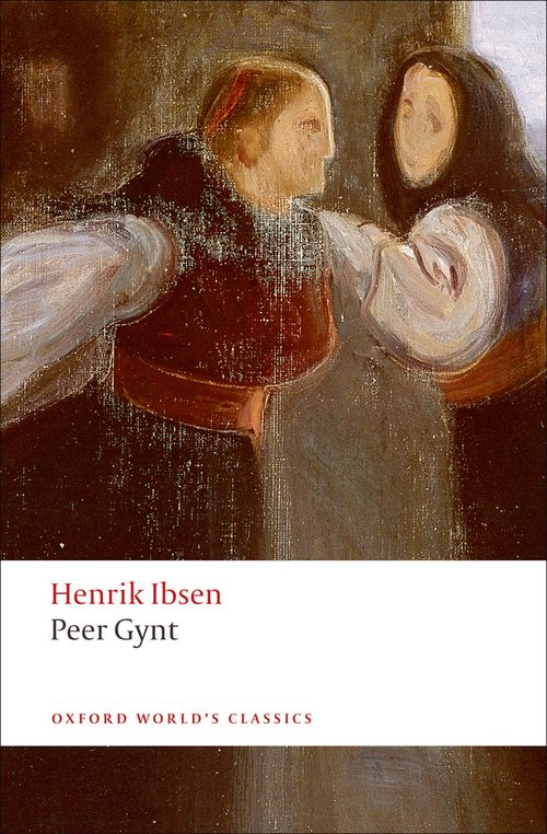 peer gynt a dramatic poem ibsen henrik