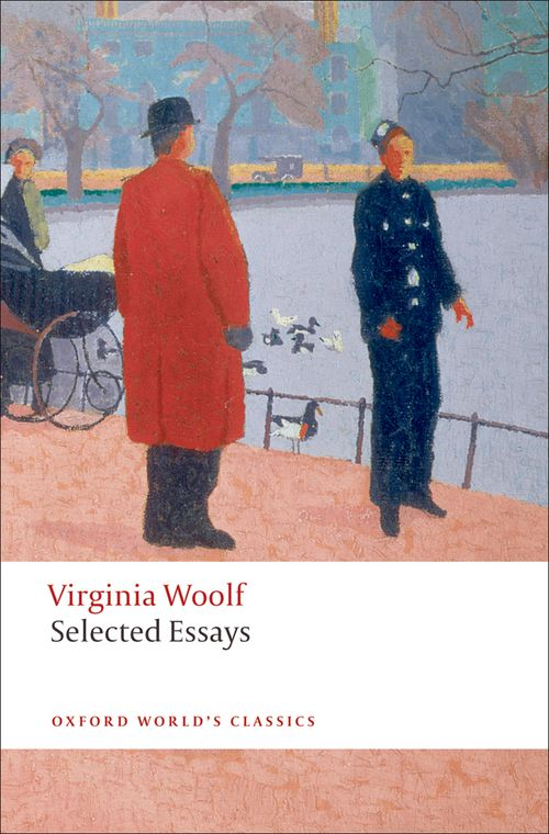 research paper virginia woolf