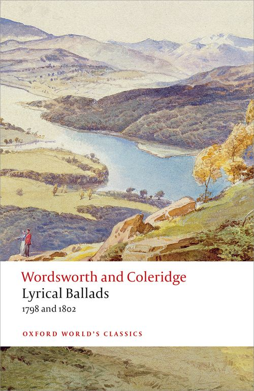 an introduction to the literary analysis of lyrical ballads by william wordsworth and samuel taylor