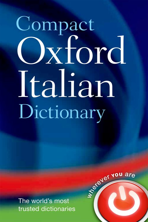 Compact Oxford Dictionary