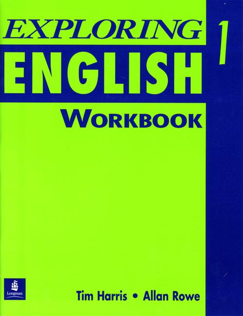 Exploring English, Level 4 (Bk. 4) by Tim Harris, Allan Rowe