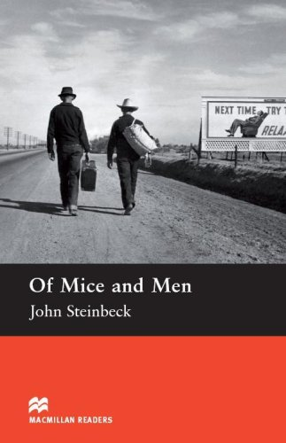 the adventures of george and lenny in of mice and men by john steinbeck A short summary of john steinbeck's of mice and men  two migrant workers,  george and lennie, have been let off a bus miles away from the california farm.