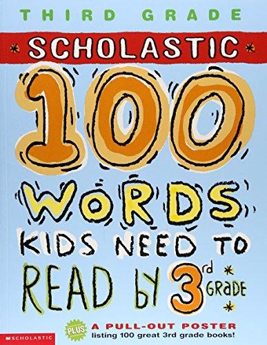 Workbook activitybook - 100 words kids need to read