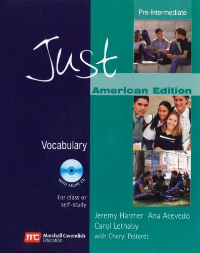 Just Vocabulary - American Edition