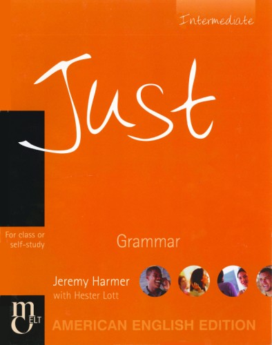 Just Grammar American English Student Book Intermediate By