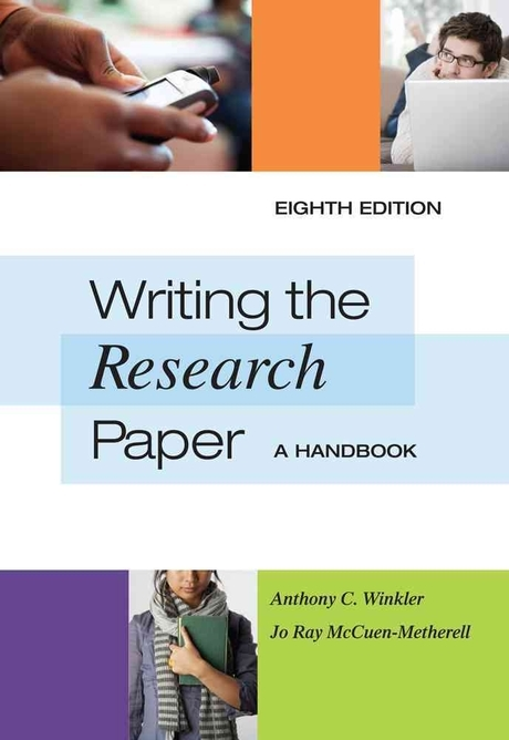 writing the research paper a handbook 8th edition Writing the research paper a handbook 8th edition pdf opinion on abortion essay argumentative, harvard application essays visa 2 page essay on albert einstein message oriented middleware comparison essay.