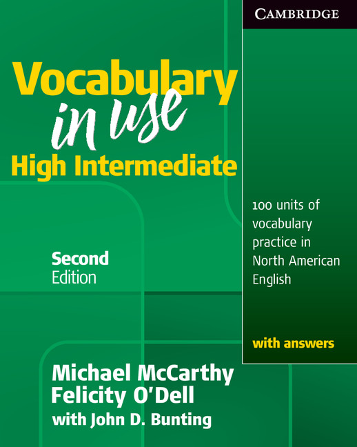 Vocabulary in Use Second Edition