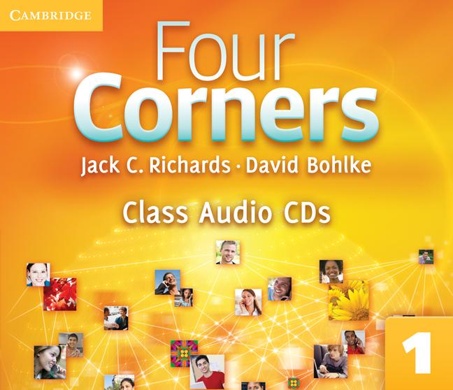 four corners 3 teacher's book