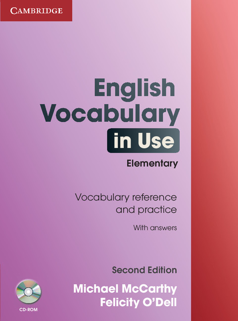 English Vocabulary in Use: 2nd Edition
