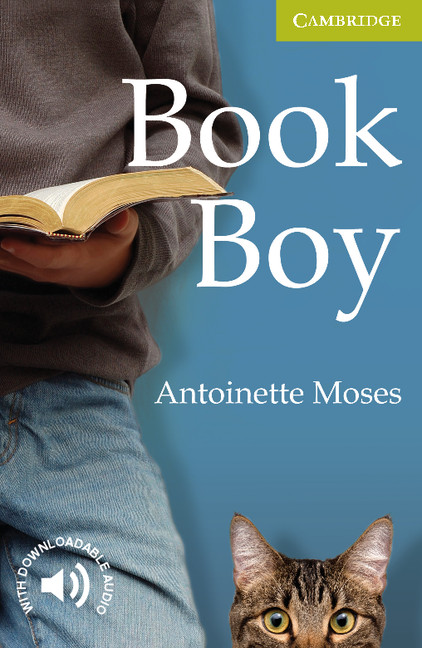 Book Boy (book only) (Starter) <br /><i>Cambridge English Readers: Starters</i>