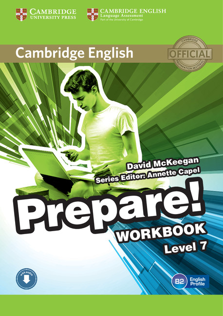 Гдз prepare workbook level 4