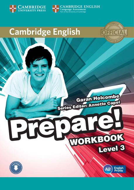 Cambridge English Prepare!