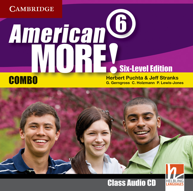 American More! Six-level edition