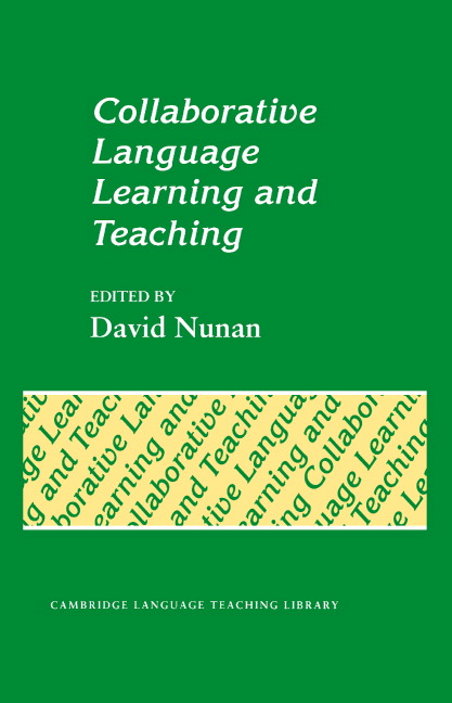 Teaching Collaborative Writing : Cambridge handbooks for language teachers collaborative