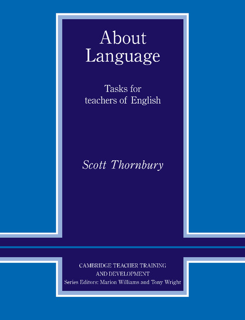 Cambridge Handbooks for Language Teachers