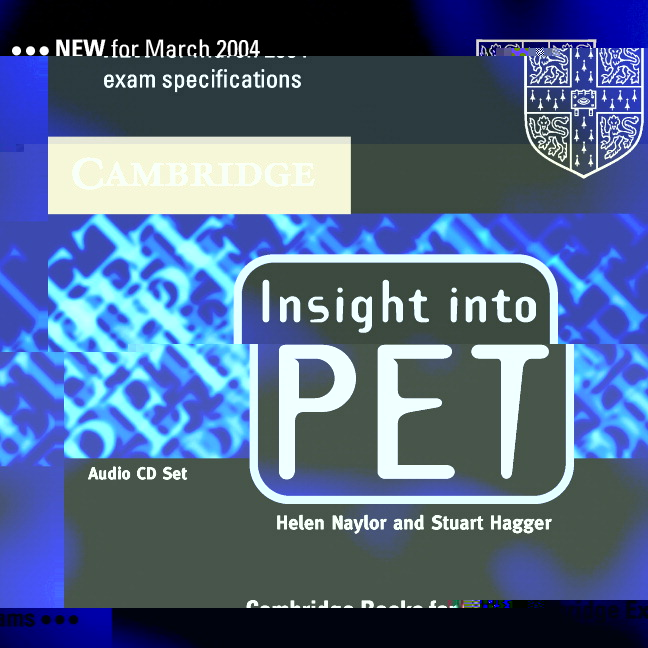 Insight into PET