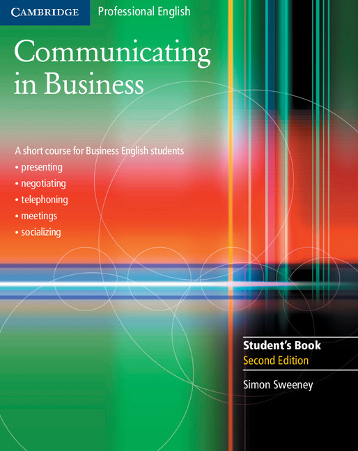 Communicating in Business: 2nd Edition