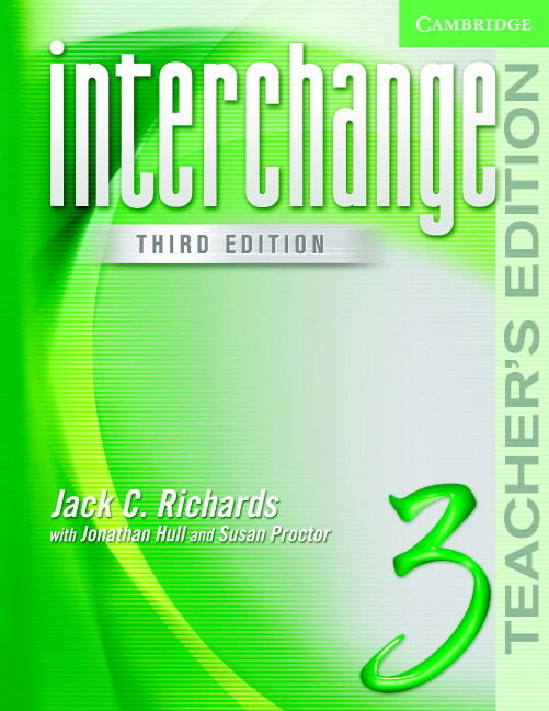Interchange: Third Edition