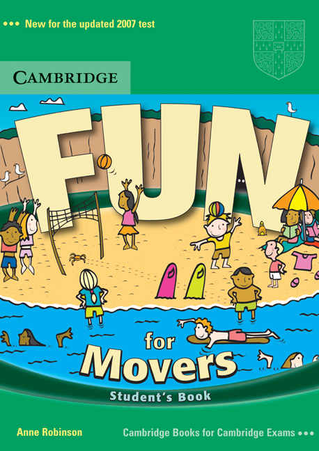 Fun for Movers: First Edition
