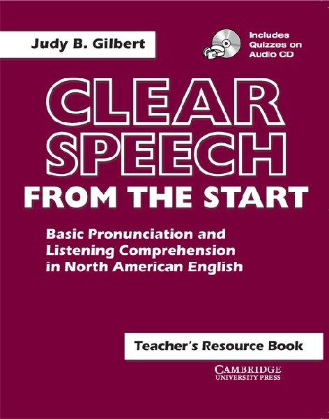 Clear Speech from the Start