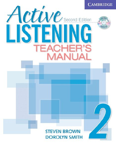 Active Listening: 2nd Edition
