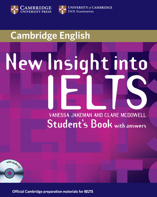 New Insight IELTS Student's Book Pack